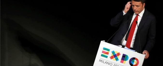 """Renzi: """"Fatto in 20 mesi ciò che non è stato fatto in 20 anni. Tornata la politica dopo l'ubriacatura della tecnica"""""""