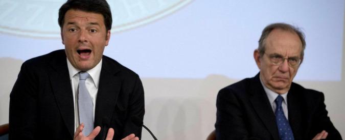"""Fisco, Padoan difende strategia del governo: """"Norme più chiare e semplici, prevengono gli abusi"""""""