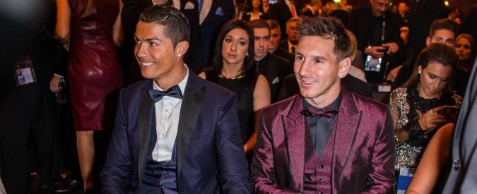 Pallone d'oro 2015: i finalisti sono Messi, Cristiano Ronaldo e Neymar