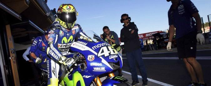 Moto Gp, Valentino Rossi rinnova con la Yamaha fino al 2018