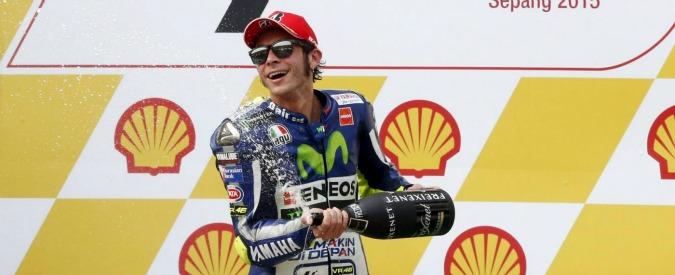 Valentino Rossi, le dieci combinazioni per diventare campione del mondo