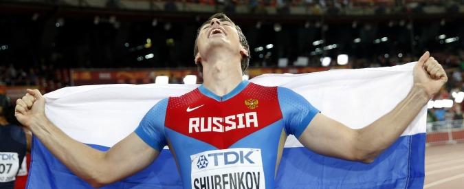 """Doping di Stato, Wada contro Russia: """"Agenti segreti si sono finti tecnici di laboratorio per proteggere il sistema"""""""
