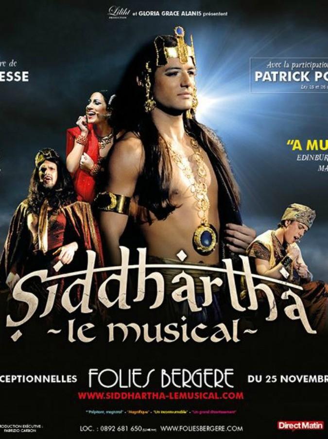 """Siddhartha, a Parigi il grandioso musical: i biglietti saranno gratuiti. """"Ho deciso di donare il mio spettacolo ai parigini"""""""