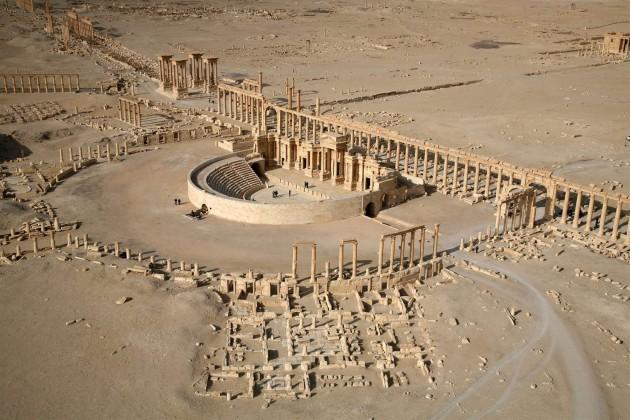 siria siti archeologici