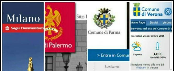 """Sindaci e scontrini, non solo Marino: da Milano a Palermo le spese sono quasi top secret: """"Ricevute? Le faremo sapere"""""""