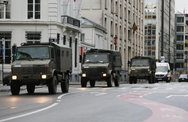 Terrorismo, allerta massima a Bruxelles