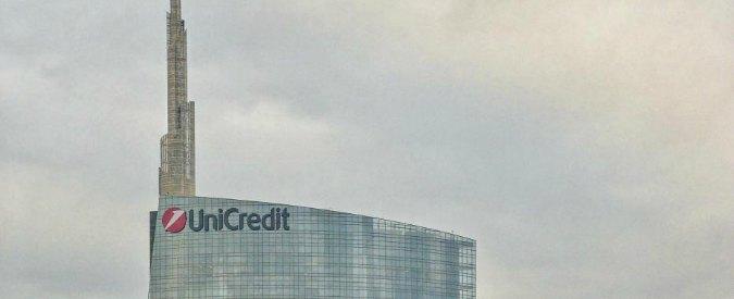 """Unicredit, conti oltre le attese ma il titolo precipita: restano i timori su capitale. L'ad: """"Velocità senza precipitazione"""""""