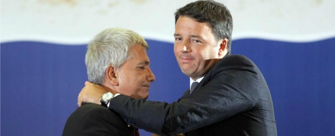 """Sondaggi, Renzi: """"Essere di sinistra non è piccoli partiti che non vincono"""". Il partito di Fassina e Vendola al 5%"""