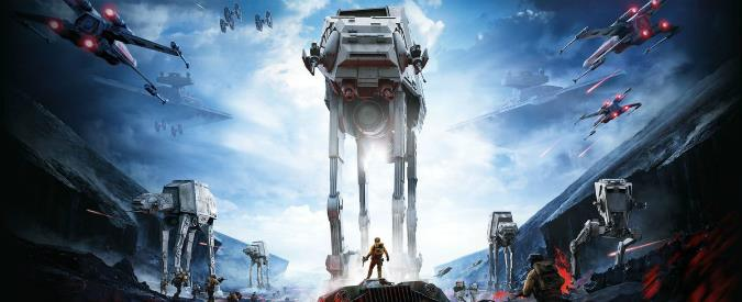 Star Wars Battlefront, tornano su pc e console le battaglie ispirate all'epopea di George Lucas