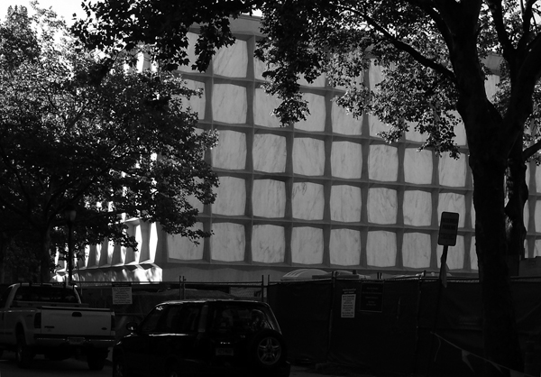 Beinecke Rare Book and Manuscript Library di New Haven (Yale University)