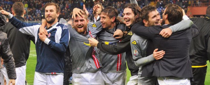 Coppa Italia, Alessandria nella storia. Dopo 30 anni una squadra di Lega Pro ai quarti di finale. Genoa eliminato – Video