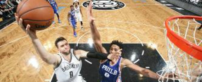 Nba, Bargnani trascina Brooklyn e vincono anche i Kings di Belinelli. Chicago batte Clippers – Video