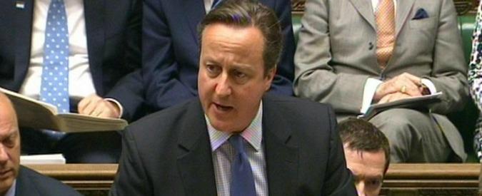 Isis, anche Londra bombarderà in Siria: il Parlamento dà il via libera con 397 sì