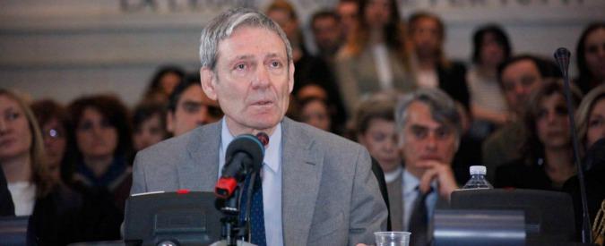 Cassazione, Canzio è il nuovo primo presidente. Ma rimarrà in carica 1 anno