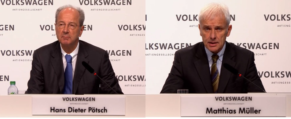 Conferenza Volkswagen Potsch Muller