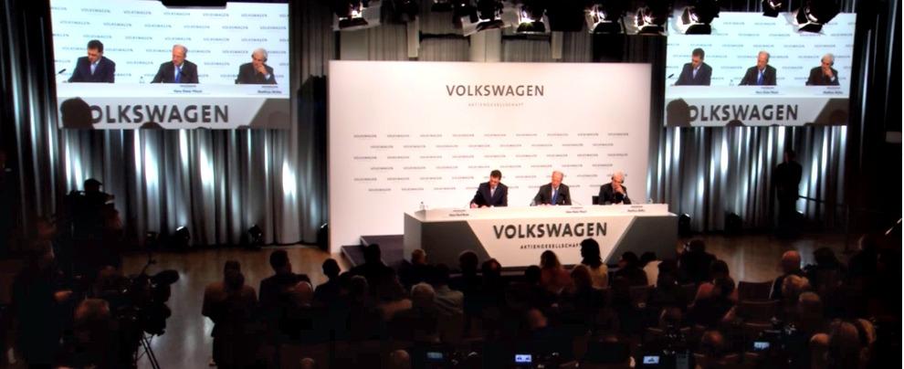 Volkswagen, 'catena di errori che nessuno ha fermato' dietro scandalo diesel