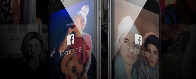Facebook Live Mentions, tutti gli utenti potranno fare video in diretta streaming