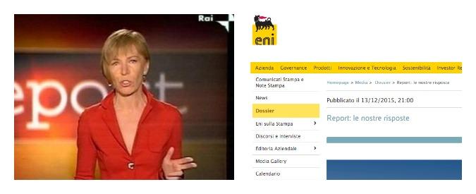 Report, controffensiva di Eni in diretta su Twitter all'inchiesta del team Gabanelli