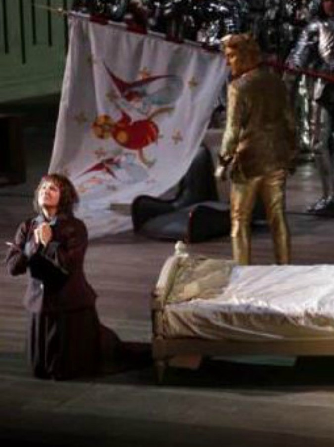Giovanna d'Arco Prima della Scala 905
