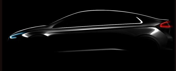 Hyundai sfida i giapponesi con Ioniq, primo modello elettrico, ibrido e plug-in
