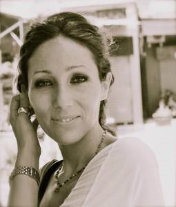 Ilaria Ruggiero, curatrice della mostra 'Piercing Eyes' a New York