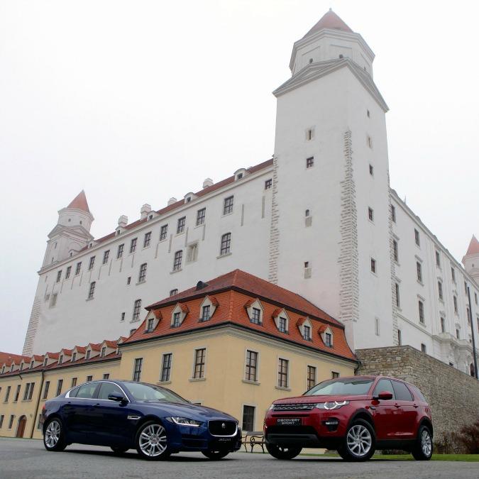 Jaguar Land Rover, nuova fabbrica in Slovacchia, sarà attiva nel 2018