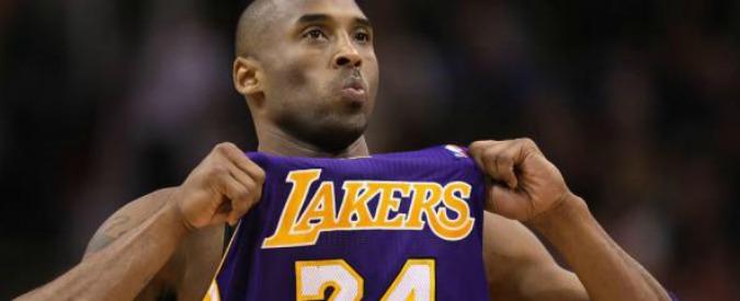 """Basket, Kobe Bryant: """"Olimpiadi Rio, mio ultimo sogno. Giocare in Italia? Sarebbe bello, ma il fisico non me lo consente"""""""