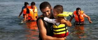 """Profughi, Fondazione Migrantes: """"Oltre 700 bambini morti dall'inizio del 2015"""""""