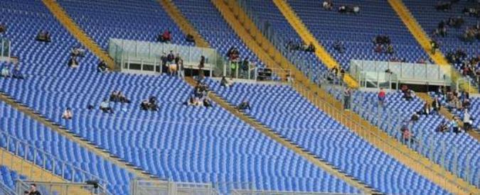 Coppa Italia flop, stadi vuoti: in 8 partite 11mila spettatori di media (e senza Juventus-Toro sarebbero stati 8mila)