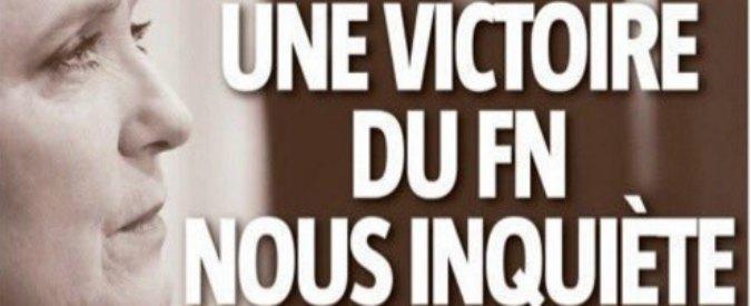 """Front National, i giornali in campagna elettorale contro Marine Le Pen: """"La sua vittoria ci preoccupa"""""""