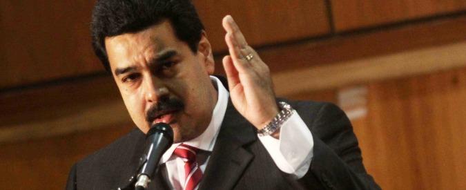 """Venezuela al voto (e in crisi), presidente Maduro contro i privati: """"Tutti in galera"""""""