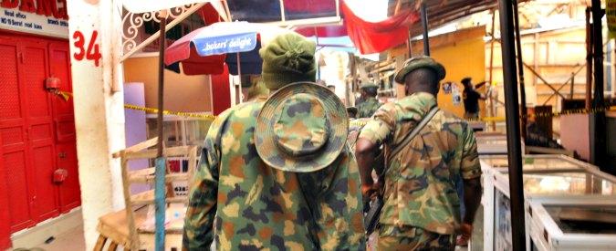 Nigeria, jet militare bombarda per errore campo profughi: 100 morti