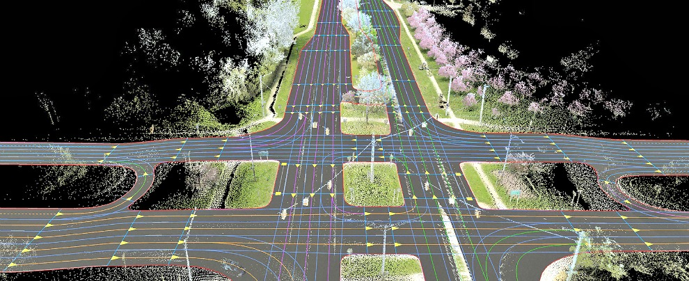 Audi, BMW, Daimler insieme acquistano mappe Nokia Here per la guida autonoma