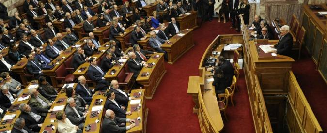 Leggi con renzi le fa solo il governo cos trionfa il for Chi fa le leggi in italia