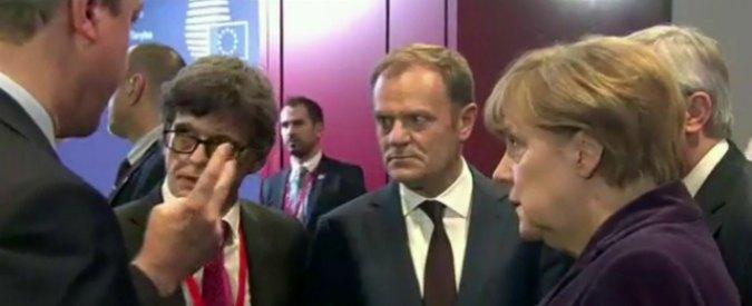Elezioni Spagna, Popolari e Ciudadanos si corteggiano per la Moncloa. Podemos in rimonta spaventa Rajoy e Angela Merkel