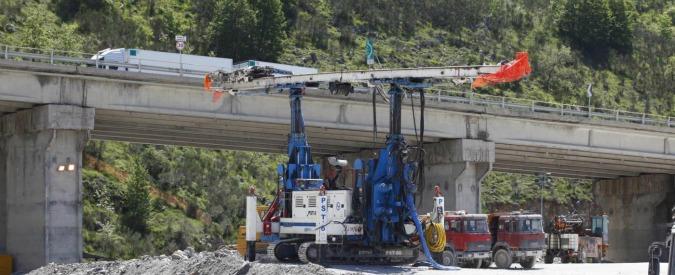Anas, come  i 280 milioni per la Salerno-Reggio Calabria sono arrivati sul conto Carichieti
