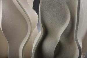Serie di vasi 'Voluttuosa' (dettaglio) - di Luciano Laghi