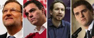 Elezioni Spagna, è sfida sull'economia. Lavoro, sanità, tasse, riforme: i punti principali dei quattro programmi