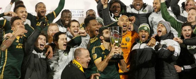 Stati Uniti, i taglialegna dell'Oregon vincono la Mayor League Soccer: senza campioni, ma con un tifo 'europeo'