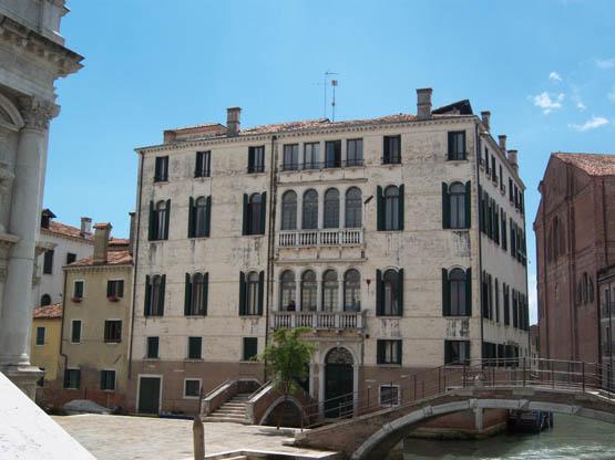 Palazzo Gradenigo a Santa Giustina
