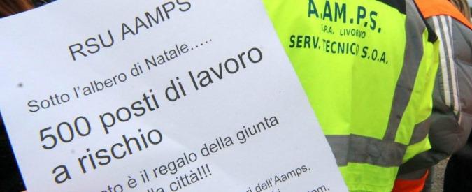 Rifiuti Livorno Il Manager Che Salvo Aamps Un Casino Puttano