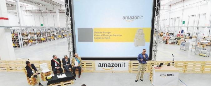 Amazon, a Piacenza magazzini aperti al pubblico per rifarsi una reputazione