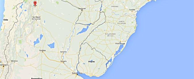 Argentina, pullman di poliziotti precipita in un burrone. Almeno 42 morti