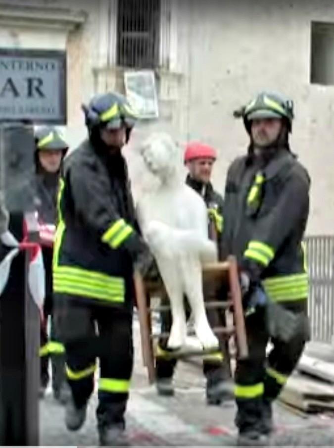 Terremoto L'Aquila, riapre il museo nazionale. Una lunga e sofferta operazione di rinascita