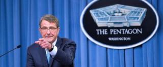 """Isis, capo Pentagono: """"Siamo in guerra, non abbiamo contenuto jihadisti"""". Usa pronti a inviare in Iraq elicotteri Apache"""