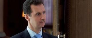 """Siria, Assad: """"Raid Uk alimentano cancro del terrorismo. Solo Russia efficace contro Isis"""""""