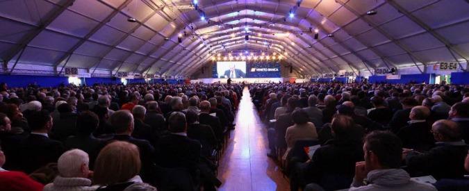 Veneto Banca, plebiscito dell'assemblea: la società diventa una spa e va in Borsa