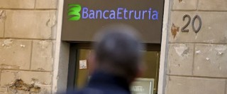Banca Etruria, ex presidente ed ex membro del Cda indagati per conflitto di interessi