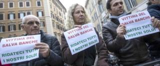 """Salva banche, l'ultima lettera del pensionato suicida: """"Ho perso i soldi di una vita"""""""