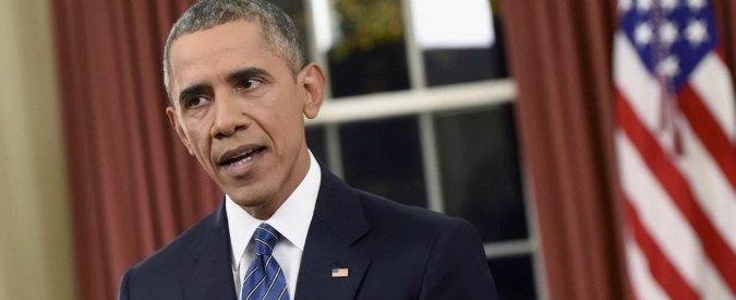 """Obama: """"Vinceremo contro l'Isis. Questa non è una guerra tra Usa e Islam"""""""